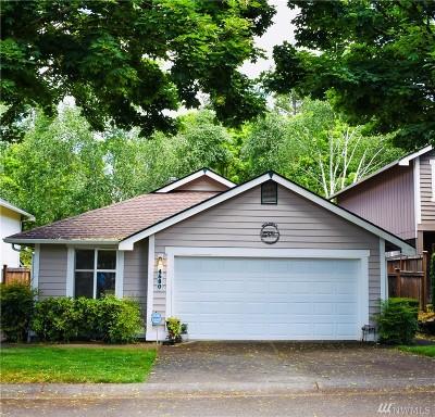 Lacey Single Family Home For Sale: 4580 Beckonridge Lp SE