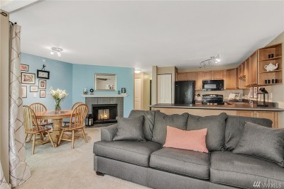 Issaquah Condo/Townhouse For Sale: 700 Front St S #D107