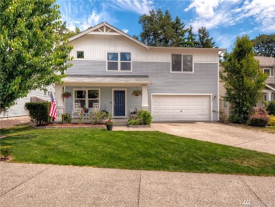 Spanaway Single Family Home For Sale: 17701 17th Ave E