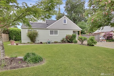 Tacoma Single Family Home For Sale: 8636 S D St