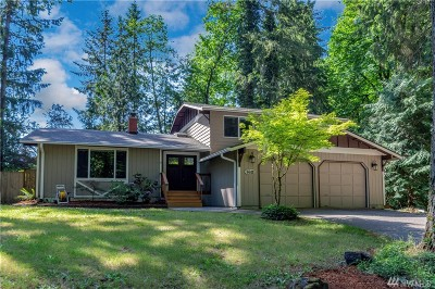 Lacey Single Family Home For Sale: 5513 34th Ave SE