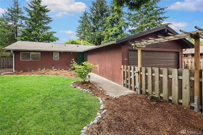 King County Single Family Home For Sale: 9021 NE 137th St