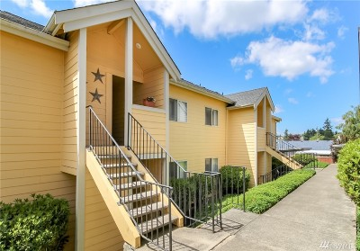 Tacoma Condo/Townhouse For Sale: 1111 S Villard St #B10