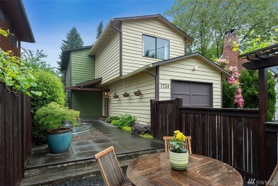 Seattle Single Family Home For Sale: 7724 37th Ave NE