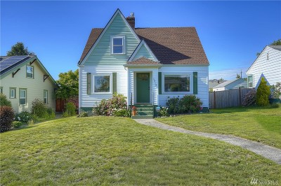 Tacoma Single Family Home For Sale: 3915 N 9th St