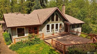 Arlington Single Family Home For Sale: 12332 158th St NE
