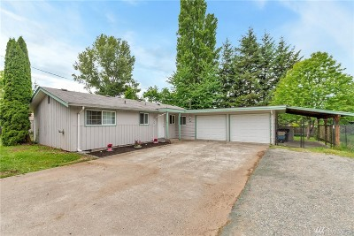 Lacey Single Family Home For Sale: 2713 College St SE