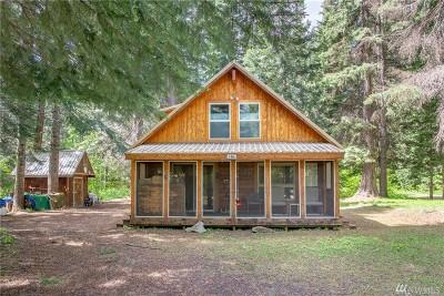 Leavenworth Single Family Home For Sale: 27897 Napeequa Dr