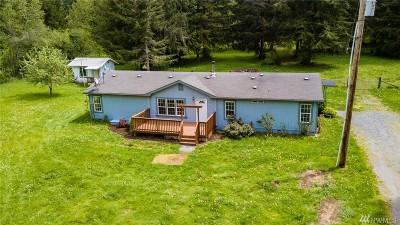 Pierce County Single Family Home For Sale: 55013 280th Av Ct E