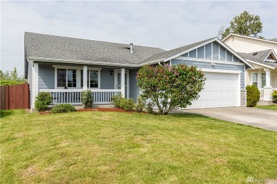 Blaine Single Family Home Sold: 4782 Abalone Wy