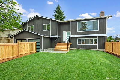 Seattle Single Family Home For Sale: 7500 42nd Ave NE