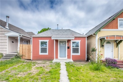 Tacoma Single Family Home For Sale: 3211 S 12th St
