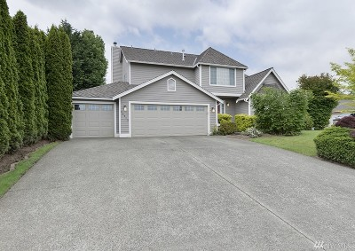King County Single Family Home For Sale: 21415 129th Place SE