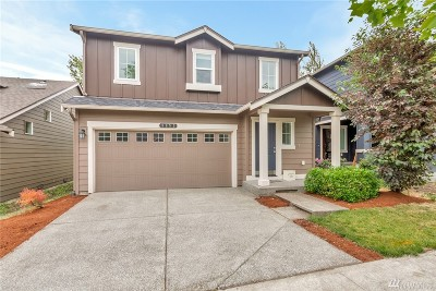 Tacoma Single Family Home For Sale: 3953 E T St