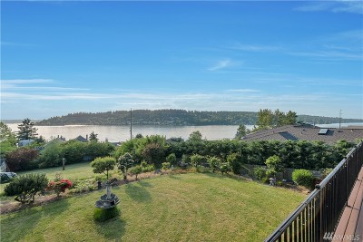 Renton Single Family Home For Sale: 3710 Lake Washington Blvd N