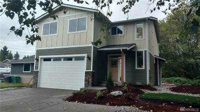Marysville Single Family Home For Sale: 6015 67th Ave NE