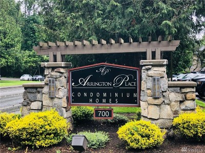 Issaquah Condo/Townhouse For Sale: 700 Front St S #E206