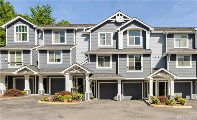 Bothell Condo/Townhouse For Sale: 16125 Juanita Woodinville Wy NE #304