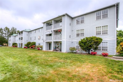 Snohomish County Condo/Townhouse For Sale: 18621 Blueberry Lane #B301