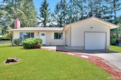 Tacoma Single Family Home For Sale: 15121 18th Av Ct E
