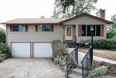 Tacoma Single Family Home For Sale: 8611 S Ainsworth Ave