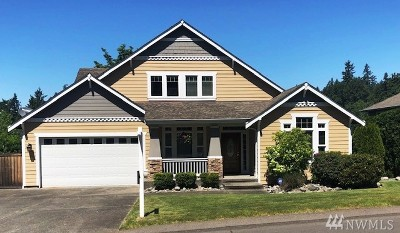 Puyallup Single Family Home For Sale: 2017 24th Ave. Ct. SW