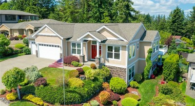 Gig Harbor Single Family Home For Sale: 2701 60th St NW