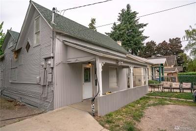Chelan County Multi Family Home For Sale: 914 Washington St