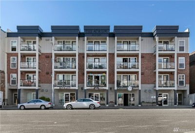 Bellingham Condo/Townhouse For Sale: 1031 N State St #202