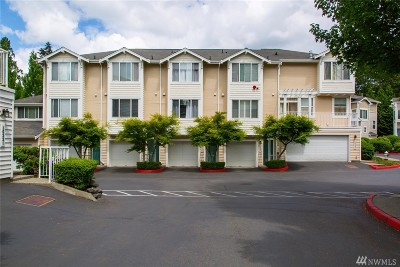 Bothell Condo/Townhouse For Sale: 16351 118th Lane NE
