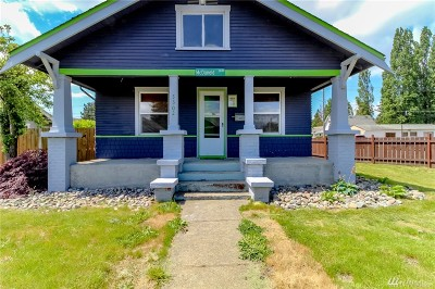 Tacoma Single Family Home For Sale: 5302 S Oakes St
