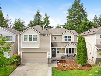 Spanaway Single Family Home For Sale: 18102 15th Ave E