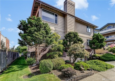Edmonds Condo/Townhouse For Sale: 515 Walnut St
