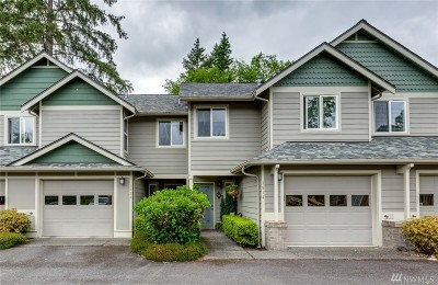 Bellingham Condo/Townhouse For Sale: 1818 Rosewood Lane