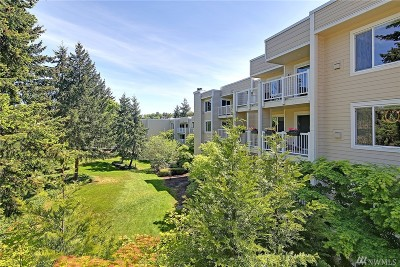Mercer Island Condo/Townhouse For Sale: 2740 76th Ave SE #406