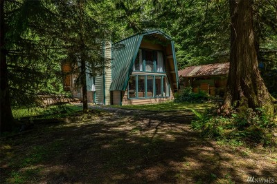 Glacier Single Family Home For Sale: 6920 Baker Circle