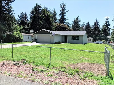 Yelm Single Family Home For Sale: 17311 154th Wy SE