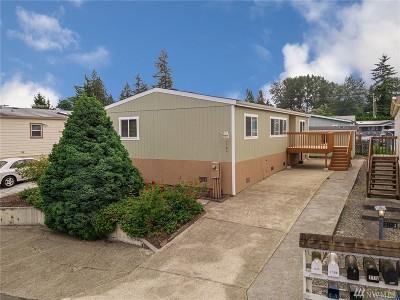 Sumner Single Family Home For Sale: 7109 141st Ave E