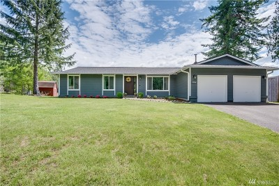 North Bend, Snoqualmie Single Family Home For Sale: 13116 454th Place SE