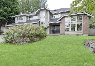 Federal Way Single Family Home For Sale: 515 SW 331st St