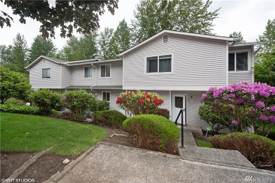 Bothell Condo/Townhouse For Sale: 18910 Bothell Everett Hwy #I3