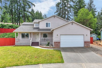 Puyallup Single Family Home For Sale: 13020 107th St E