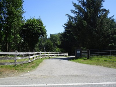 Snohomish Residential Lots & Land For Sale: 227 Russell Rd