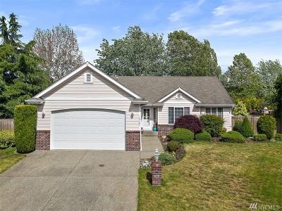 Orting Single Family Home For Sale: 15127 148th Av Ct E