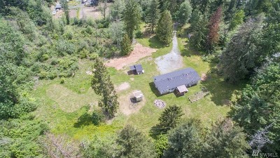Pierce County Single Family Home For Sale: 20418 110th Ave E