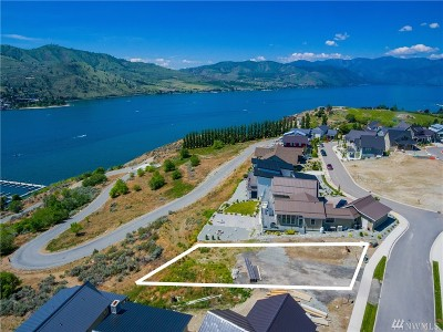 Chelan, Chelan Falls, Entiat, Manson, Brewster, Bridgeport, Orondo Residential Lots & Land For Sale: 398 Porcupine Lane