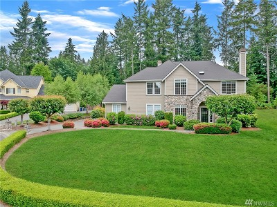 Renton Single Family Home For Sale: 14430 152nd Place SE