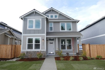 Tumwater Single Family Home For Sale: 3322 63rd Ave SW #Lot16