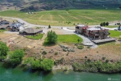 Chelan, Chelan Falls, Entiat, Manson, Brewster, Bridgeport, Orondo Residential Lots & Land For Sale: 101 N Shore Dr