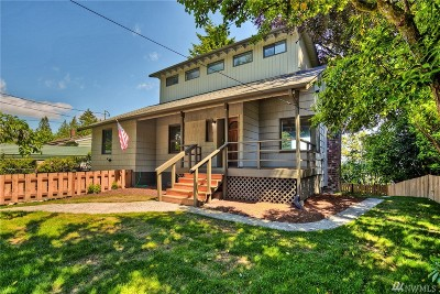 Bremerton Single Family Home For Sale: 416 S Charleston Ave